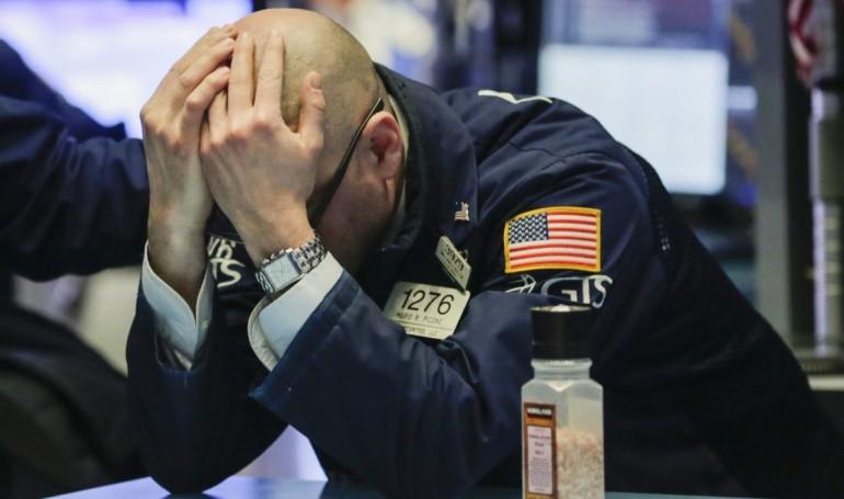 bond trader despair