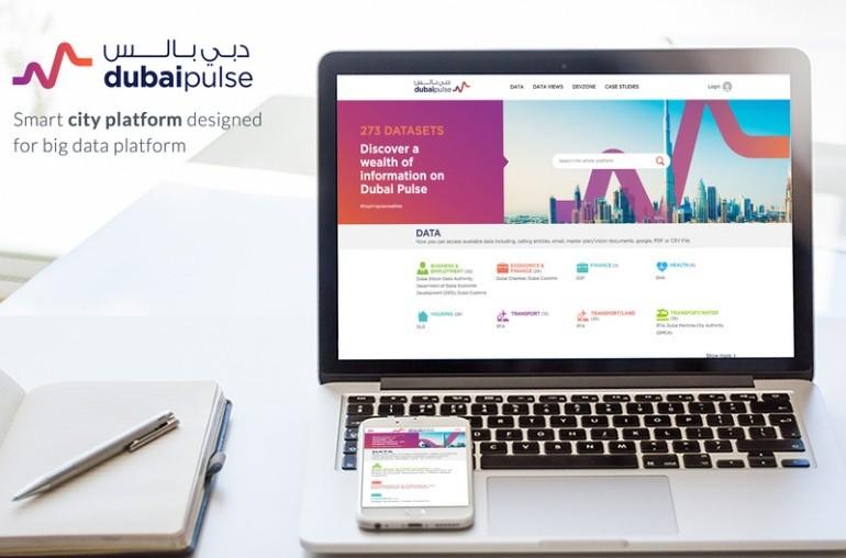 Dubai Pulse on Blockchain