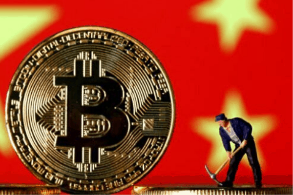 Bitcoin Mining Out of Chinese