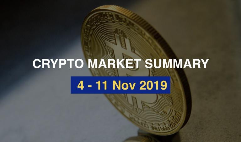 Price Analysis: 4-11 November 2019