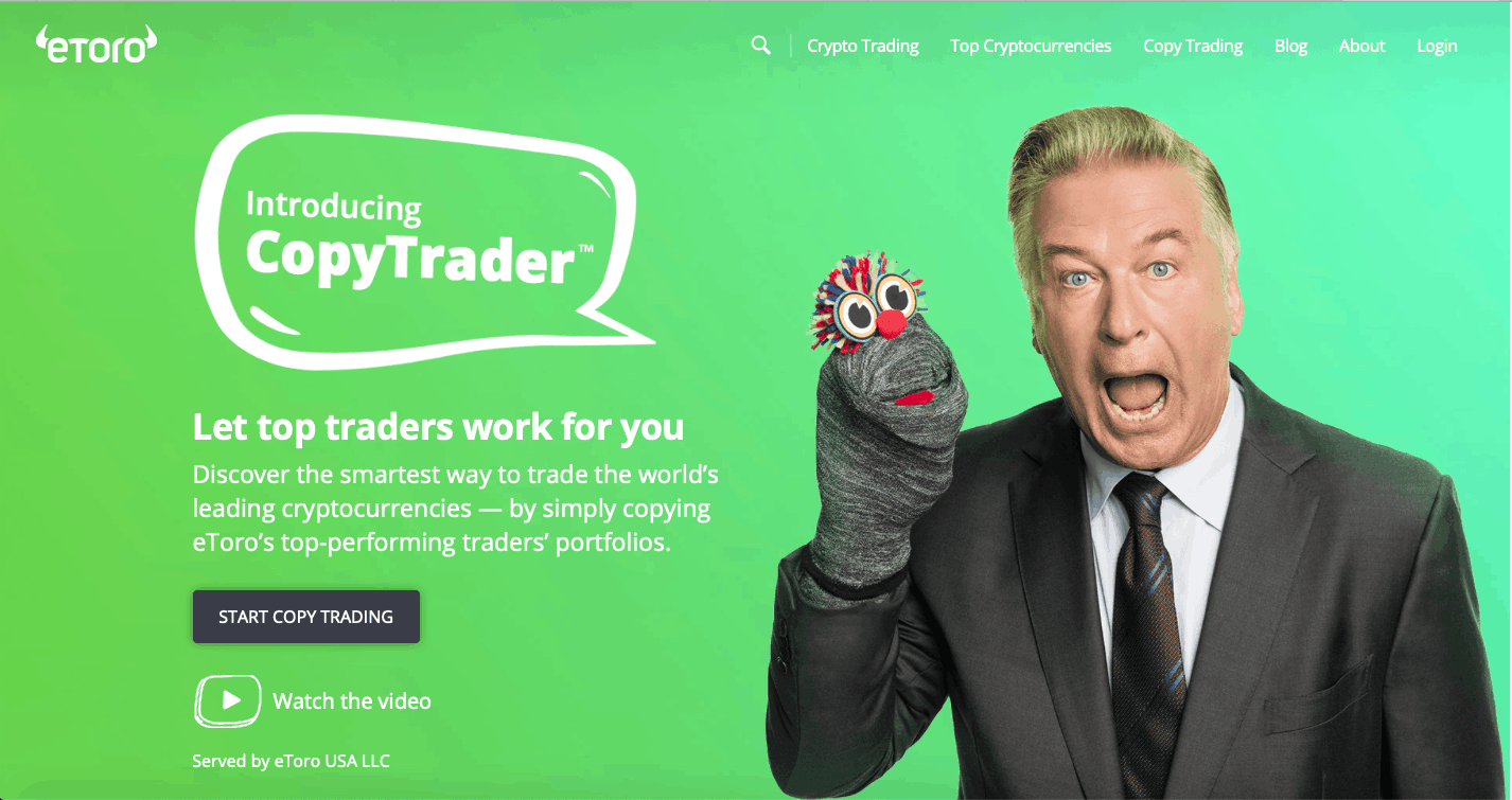 bitcoin copy trader invest in the top 50 cryptocurrencies