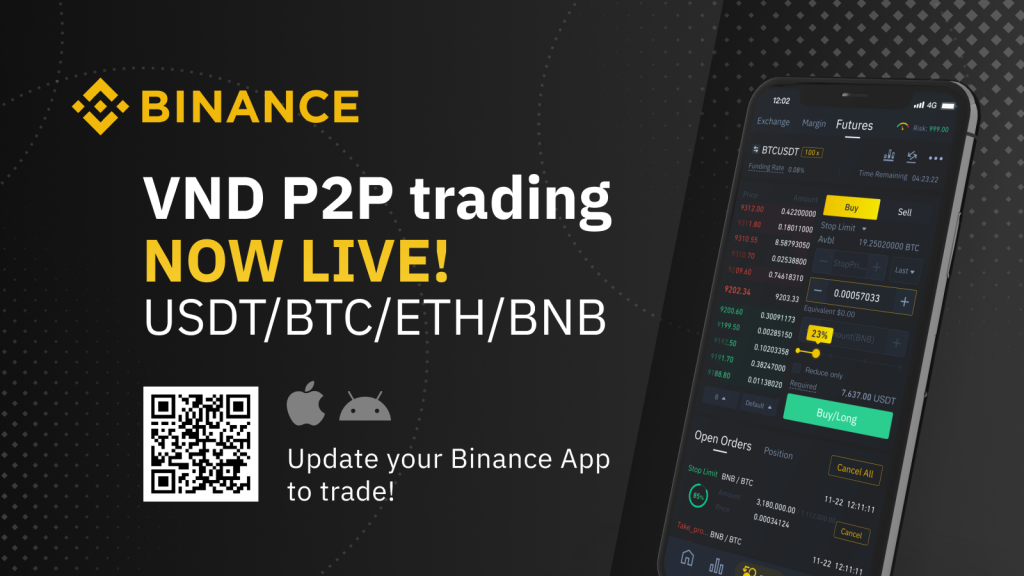 Binance P2P Trading