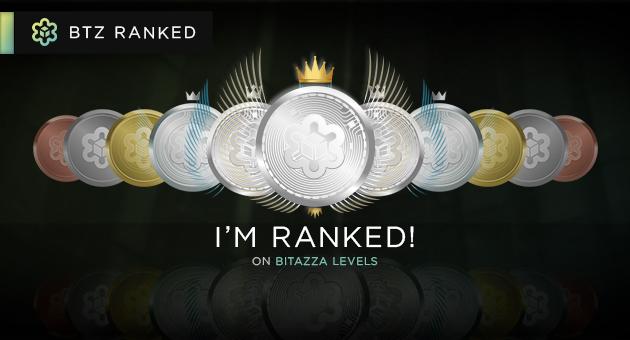 the Bitazza Levels