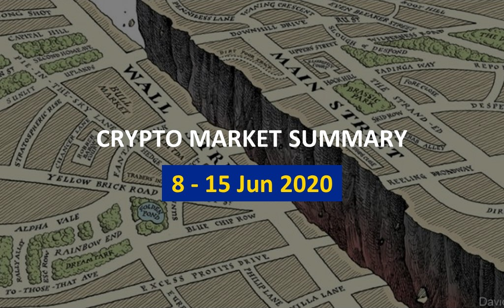 real cryptocurrency market