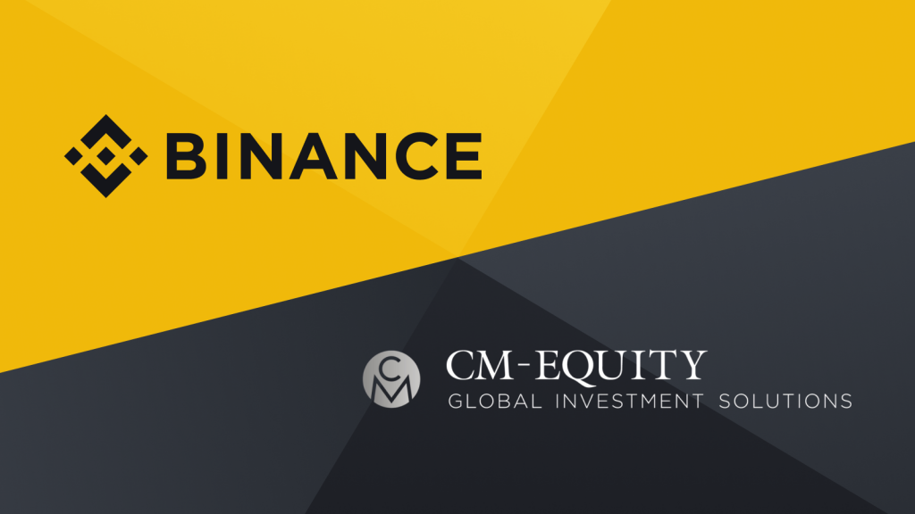 binance cm quity
