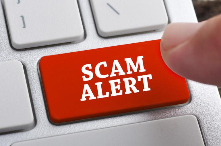 CryptoStake - cảnh giác lừa đảo