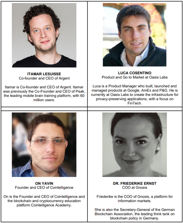 defi conference speakers