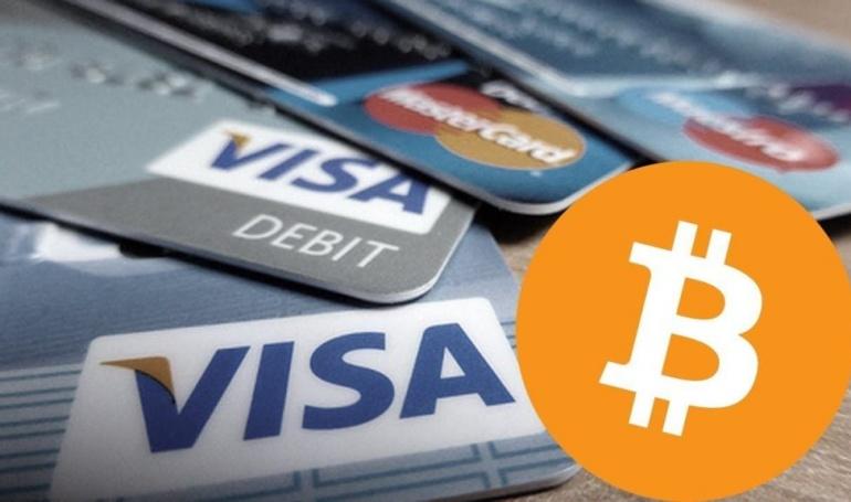 bitcoin bounces back from visa news