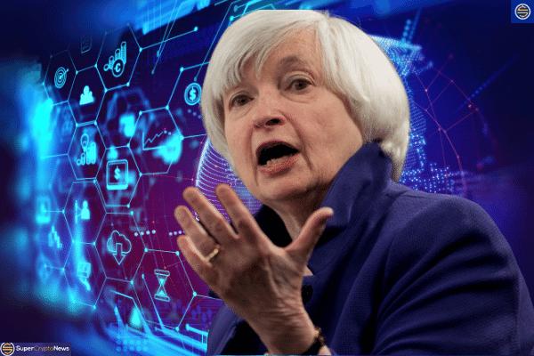 janet yellen crypto stance