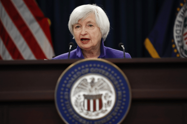 Janet Yellen Crypto Remarks