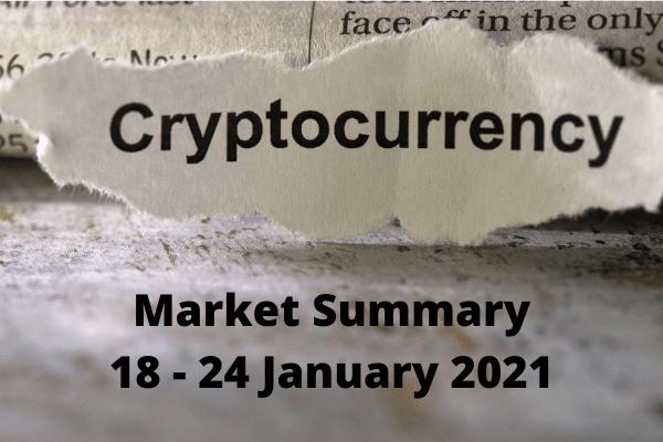 crypto market January 2021