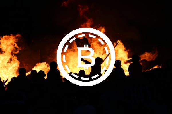 Bitcoin gặp rắc rối