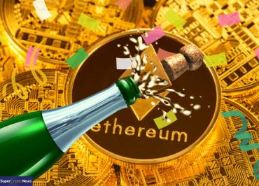 Ethereum price pops