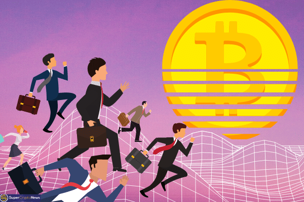 institutions in bitcoin and cryptocurrencies