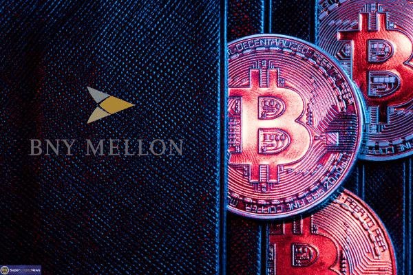 BNY Mellon bitcoin crypto
