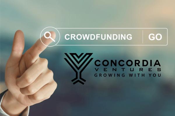crypto crowdfunding concordia