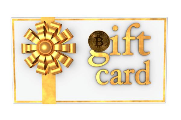 crypto bitcoin gift card