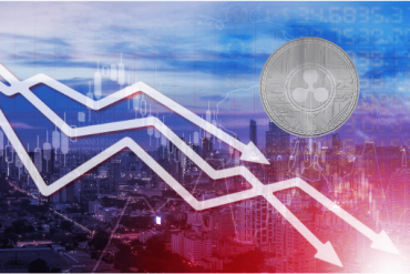 xrp price fall