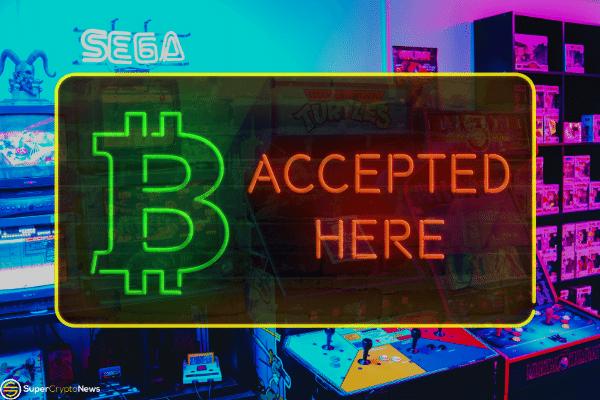 companies accepting bitcoin