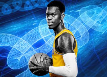 NBA Star Player Dennis Schröder NFT blockchain