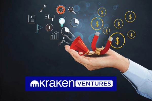 kraken ventures launch