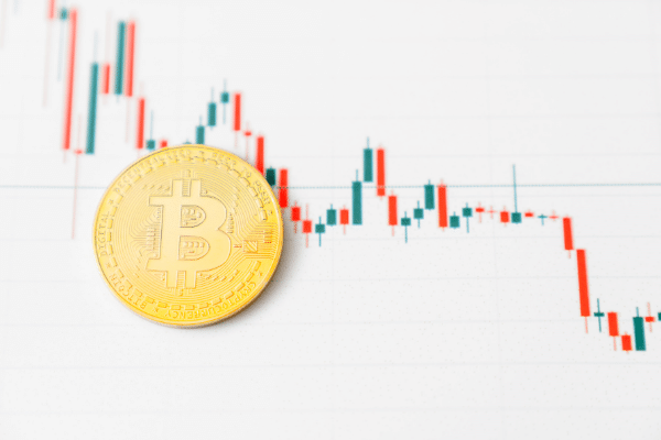 Bitcoin used to be volatile