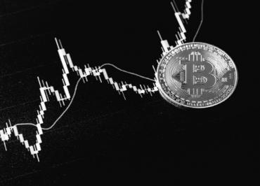 Bitcoin biến động