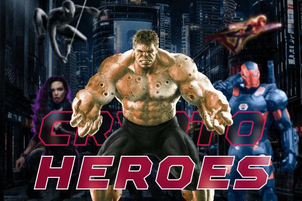 Crypto.Heroes DeFi
