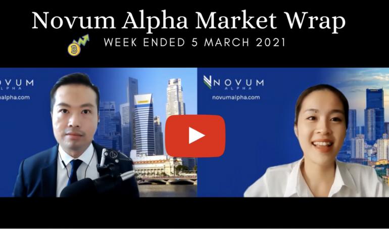 crypto market summary March 05, 2021