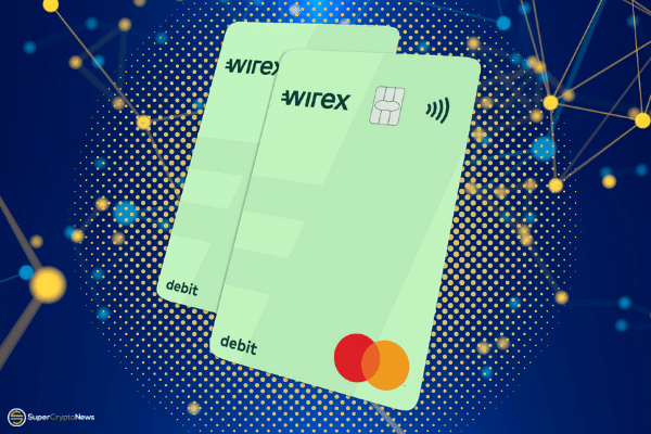 WireX crypto debit card