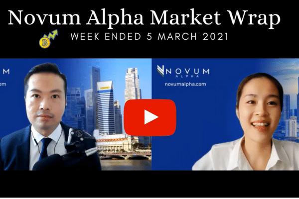 Crypto Market Summary Week 5 March 2021