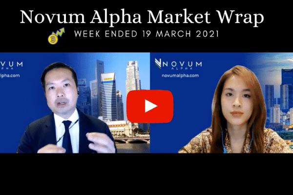 Crypto Market Summary Week March 19 2021