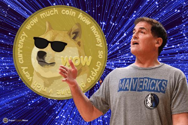 Mark Cuban Dallas Maverick Doge coin