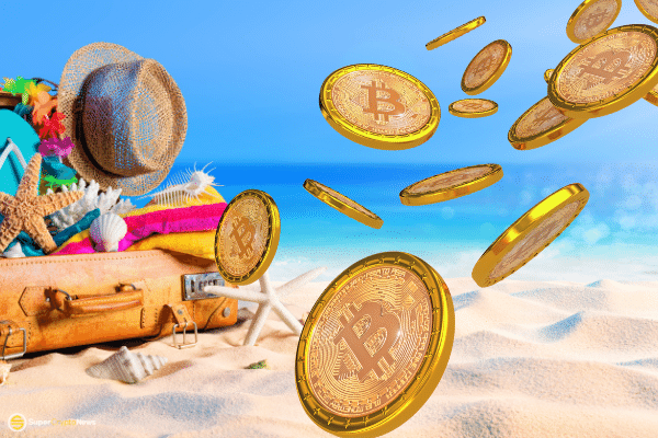travela offers crypto payment for tours holidays