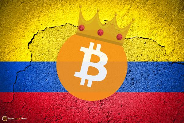 Colombia crypto exchange