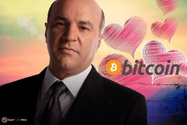 Kevin O Leary Buys Bitcoin