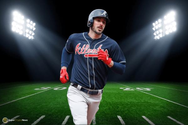 NFT Collectibles by MLB Player Matthew Joyce