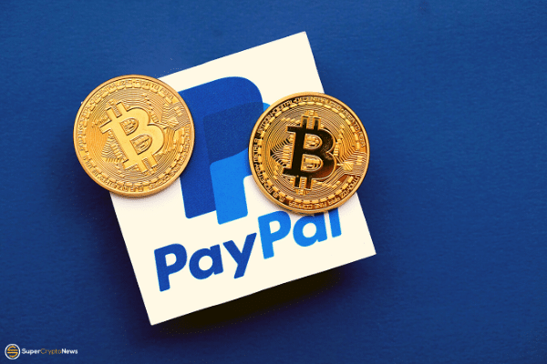 PayPal check out with crypto