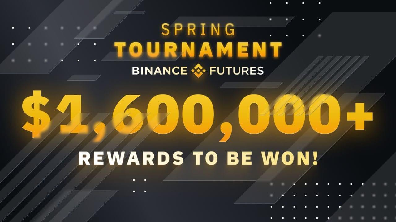 binance futures tournament