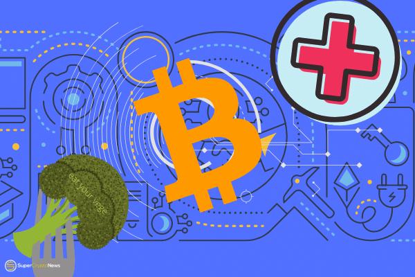 blockchain healthcare CMDX