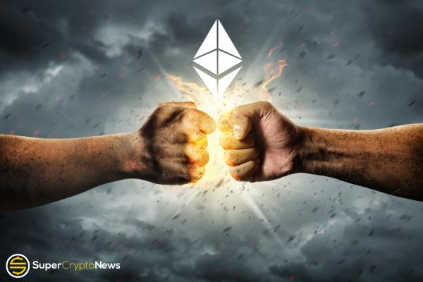 Xung đột lợi ích thợ đào Ethereum
