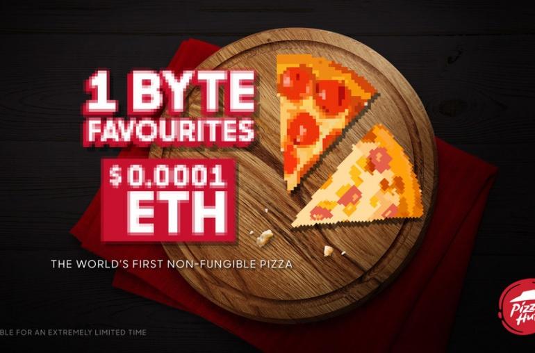 Pizza Hut NFT token
