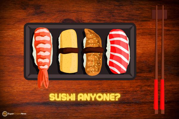 SushiSwap DEX