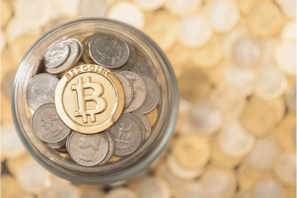 bank clients invests in Bitcoin