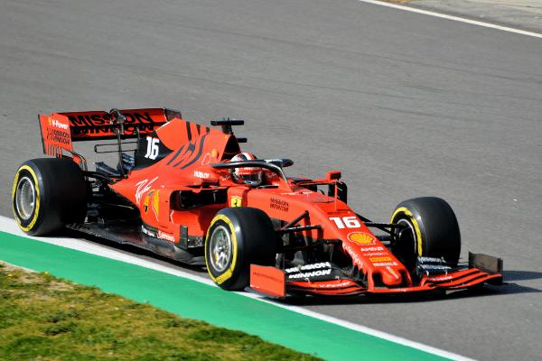 Ferrari stock drop