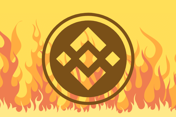 BNB token burn