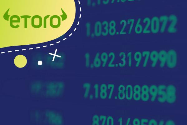 eToro Bitcoin portfolio