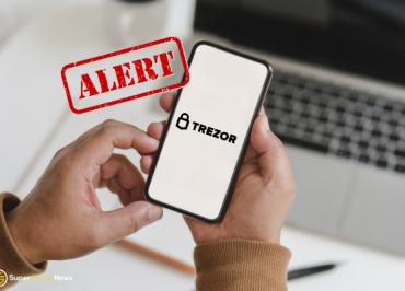 Ứng dụng giả mạo Trezor trên App Store