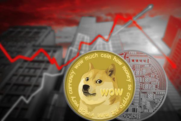 dogecoin crash