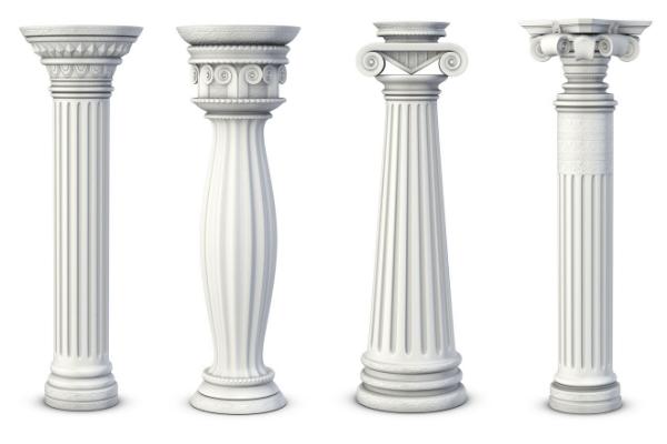 crypto pillars